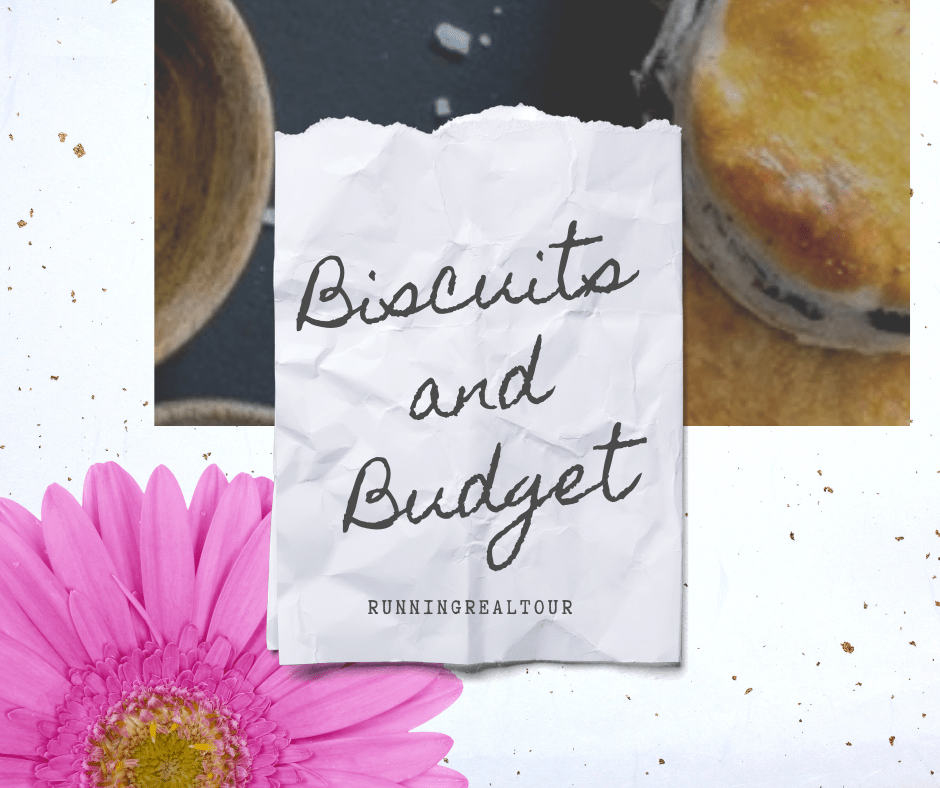 Biscuits and Budget